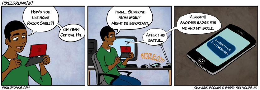 Poké Crastination